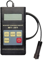 Магнитный толщиномер покрытий МТ-201